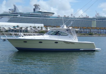 About Time 38' Tiara Yachts 2006