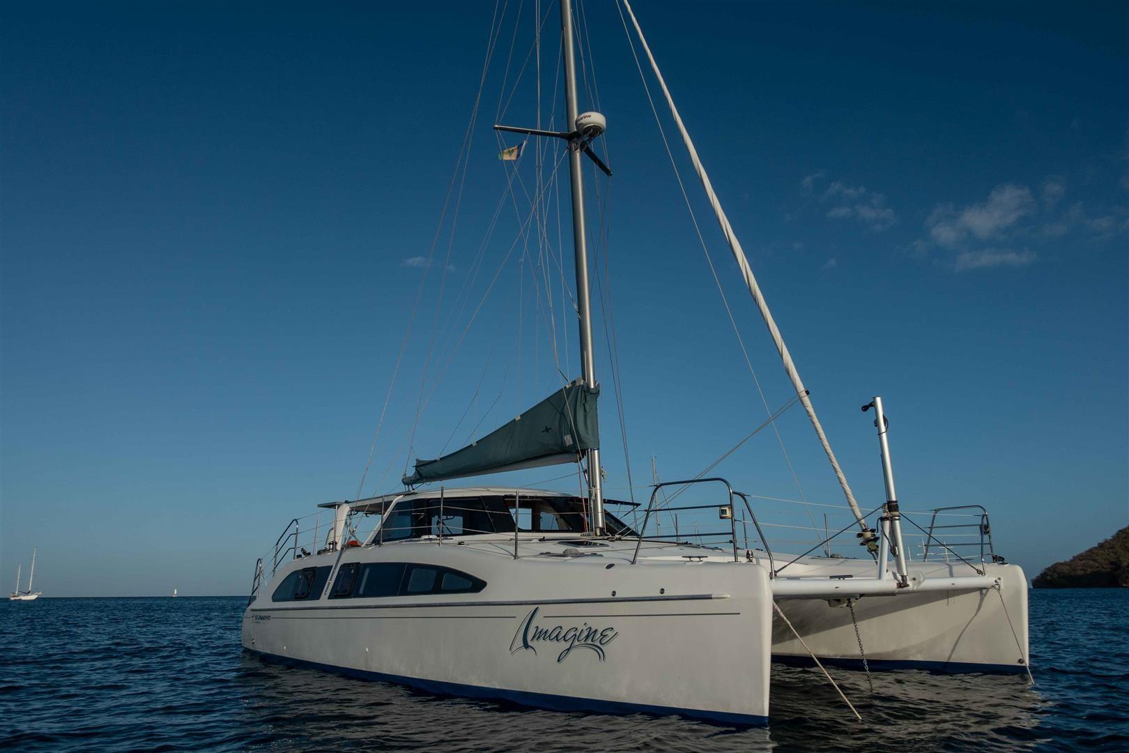 38 Seawind Imagine 2007 St  Georges | Denison Yacht Sales