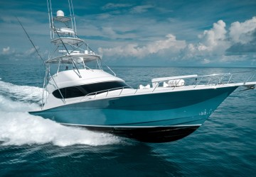 Ty Me Up 60' Hatteras 2008