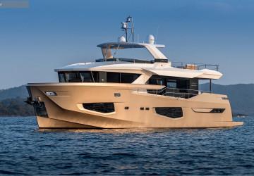 26xp Hull #7 85' Numarine 2020