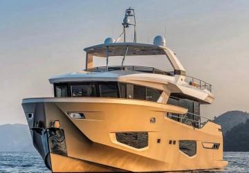 26xp Hull #17 85' Numarine 2022