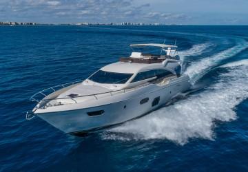 69' Ferretti Yachts 2014