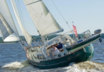 Willow 42' Westsail 2001