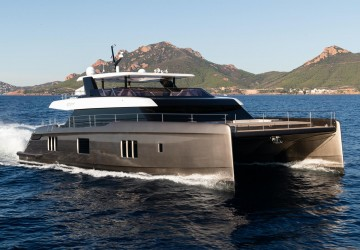 80 Sunreef Power Hull #8 80' Sunreef 2021