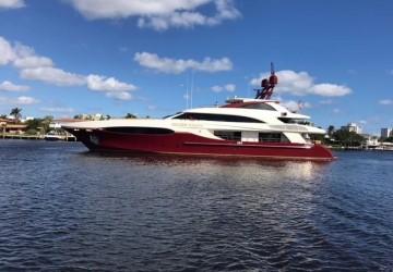 Golden Touch 147' Sensation Yachts 2006