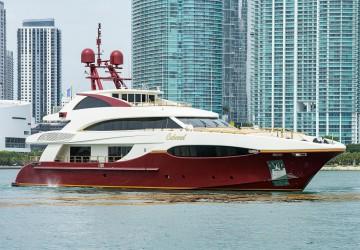 Cabernet 147' Sensation Yachts 2006