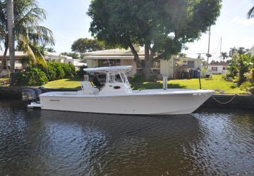 34' Regulator 2012