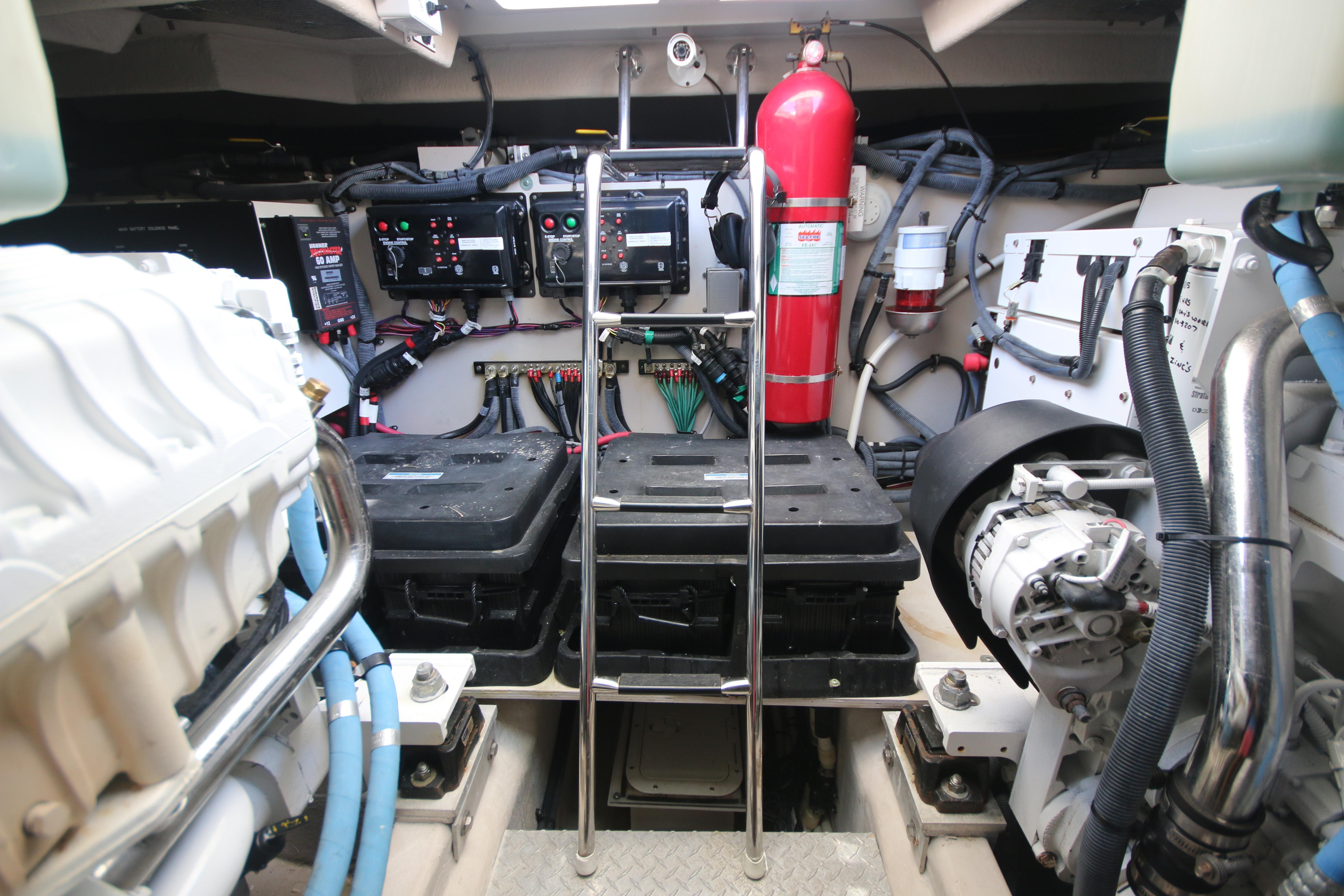 54 sea ray 2011 charleston south carolina