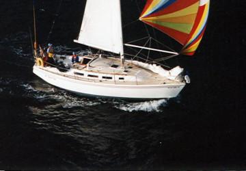 A Tack Cat 36' Catalina 1985