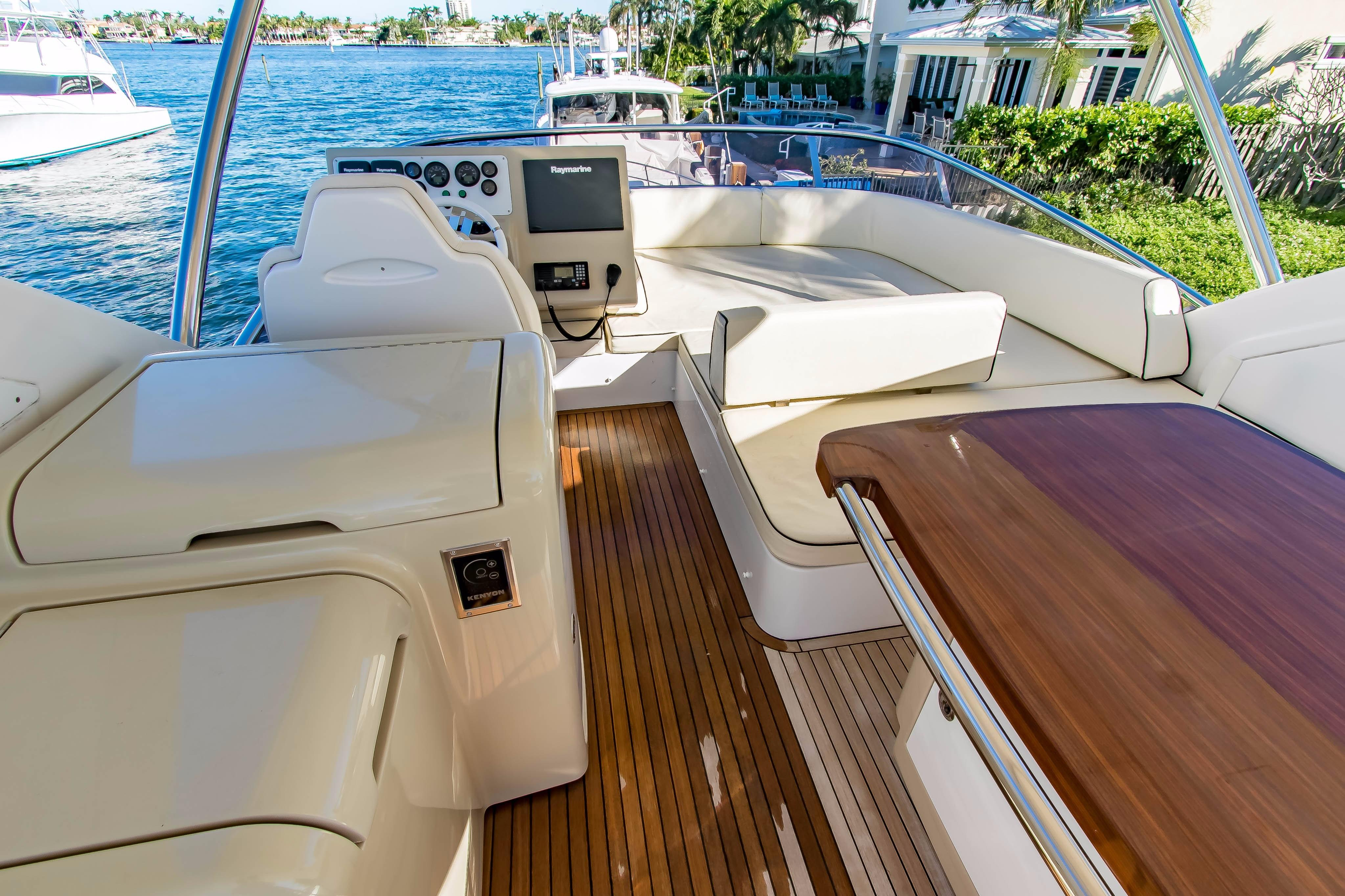 64 Azimut 2015 Trade In Ft Lauderdale Florida