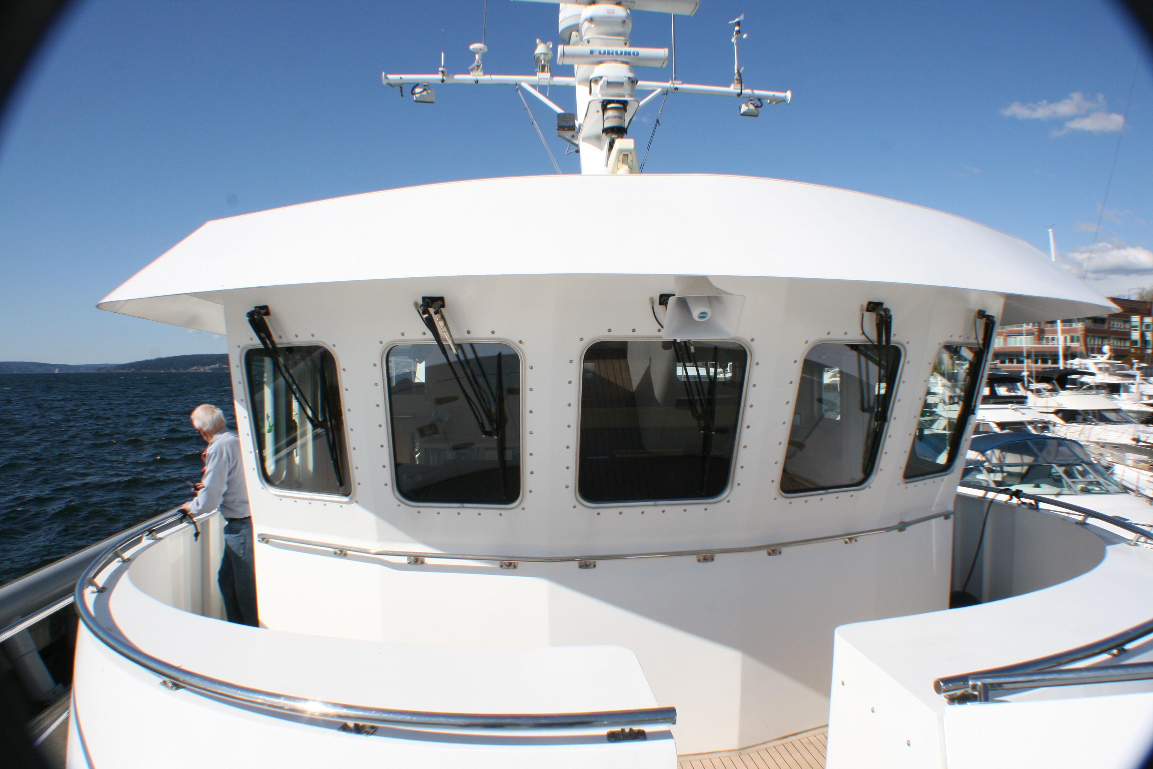 63 Cape Horn Integrity 1999 Seattle   Denison Yacht Sales