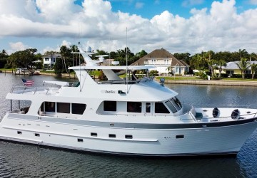73' Outer Reef Yachts 2008