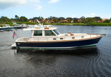 Contessa 49' Grand Banks 2001