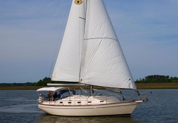 38' Island Packet 2003