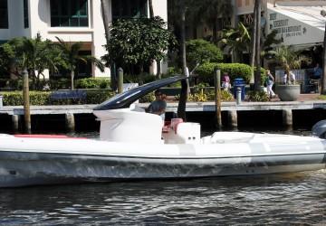Yacht Tender 36' Pirelli 2021