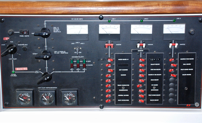4588  Ac Power Line 3 Is Dead