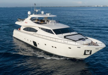 88' Ferretti Yachts 2006