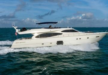 Indulge 78' Ferretti Yachts 2007
