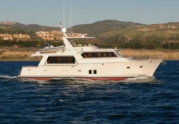 Lestique 64' Offshore Yachts 2009
