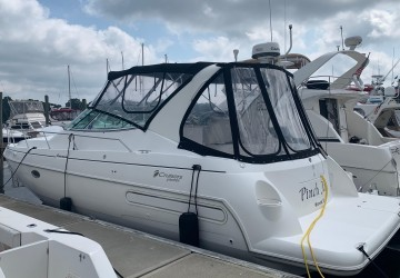 Pinch Me 35' Cruisers Yachts 2002