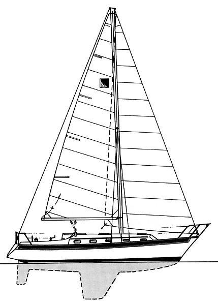 34 Irwin 1980 Corker Stuart Florida Sold On 2016 11 15 By Denison