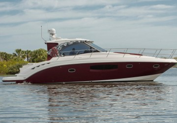 Red Dragon 42' Chaparral 2011