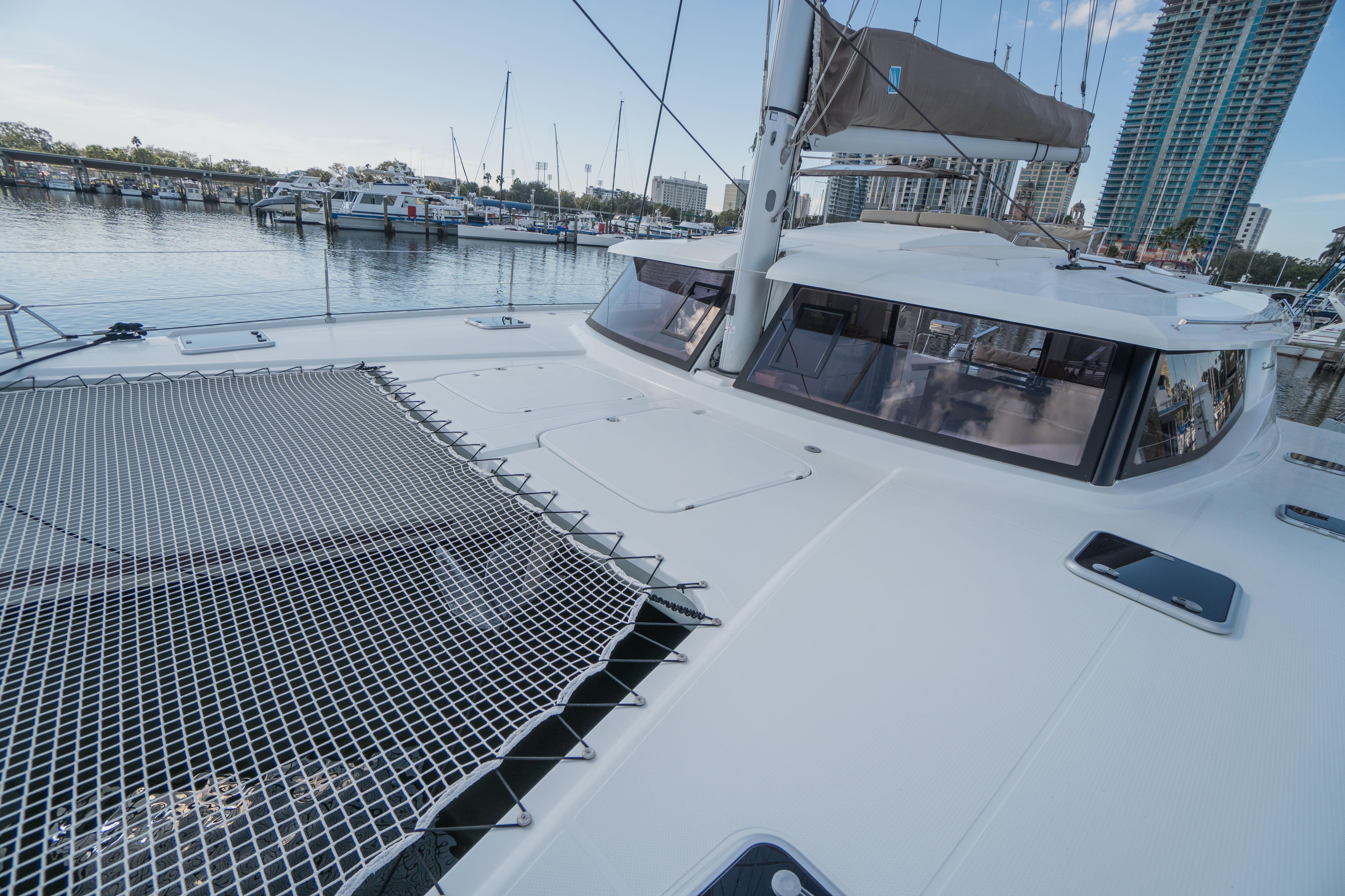 44 Fountaine Pajot 2016 St. Petersburg, Florida Sold on 2018-05-02 by Denison Yacht Sales