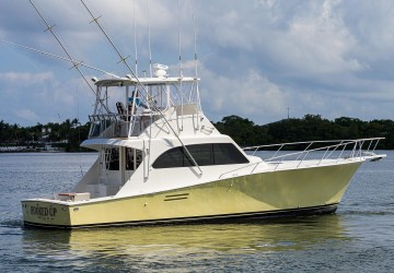 Hooked Up 46' Post 1996