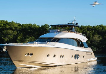 76' Monte Carlo Yachts 2014