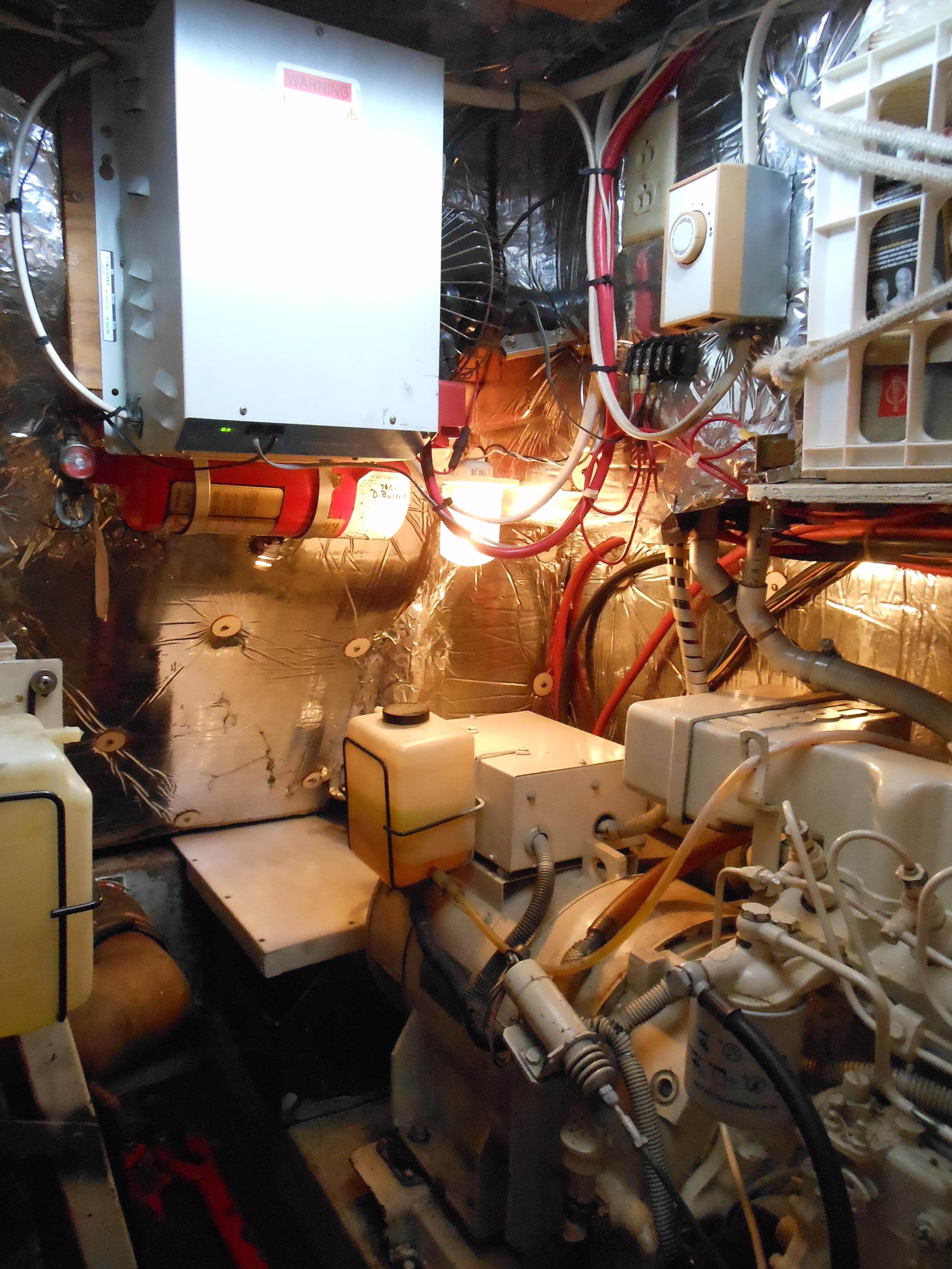 57 Wellington Northern Lights generator #2 12KW