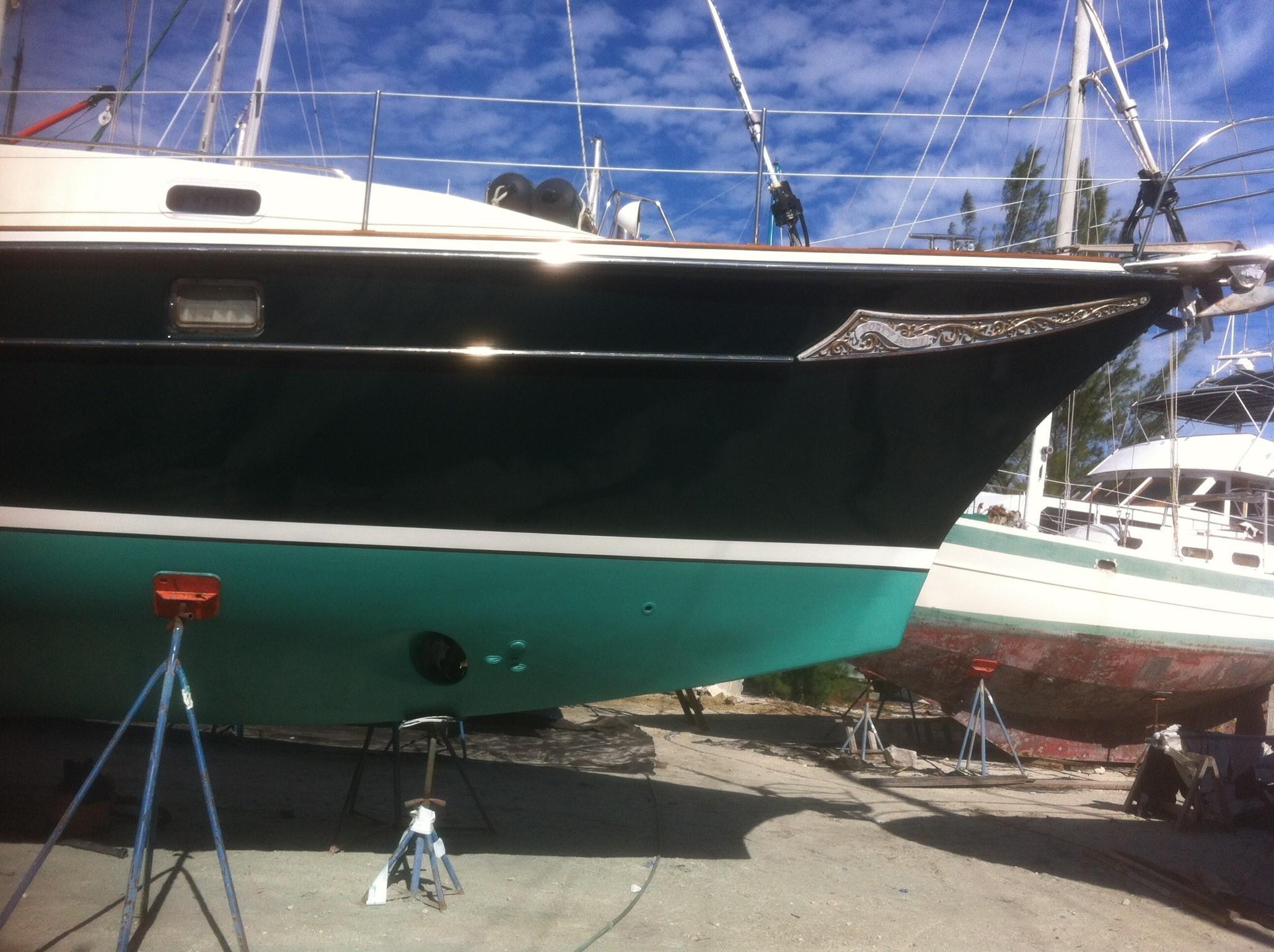 57 Wellington Bow Thruster