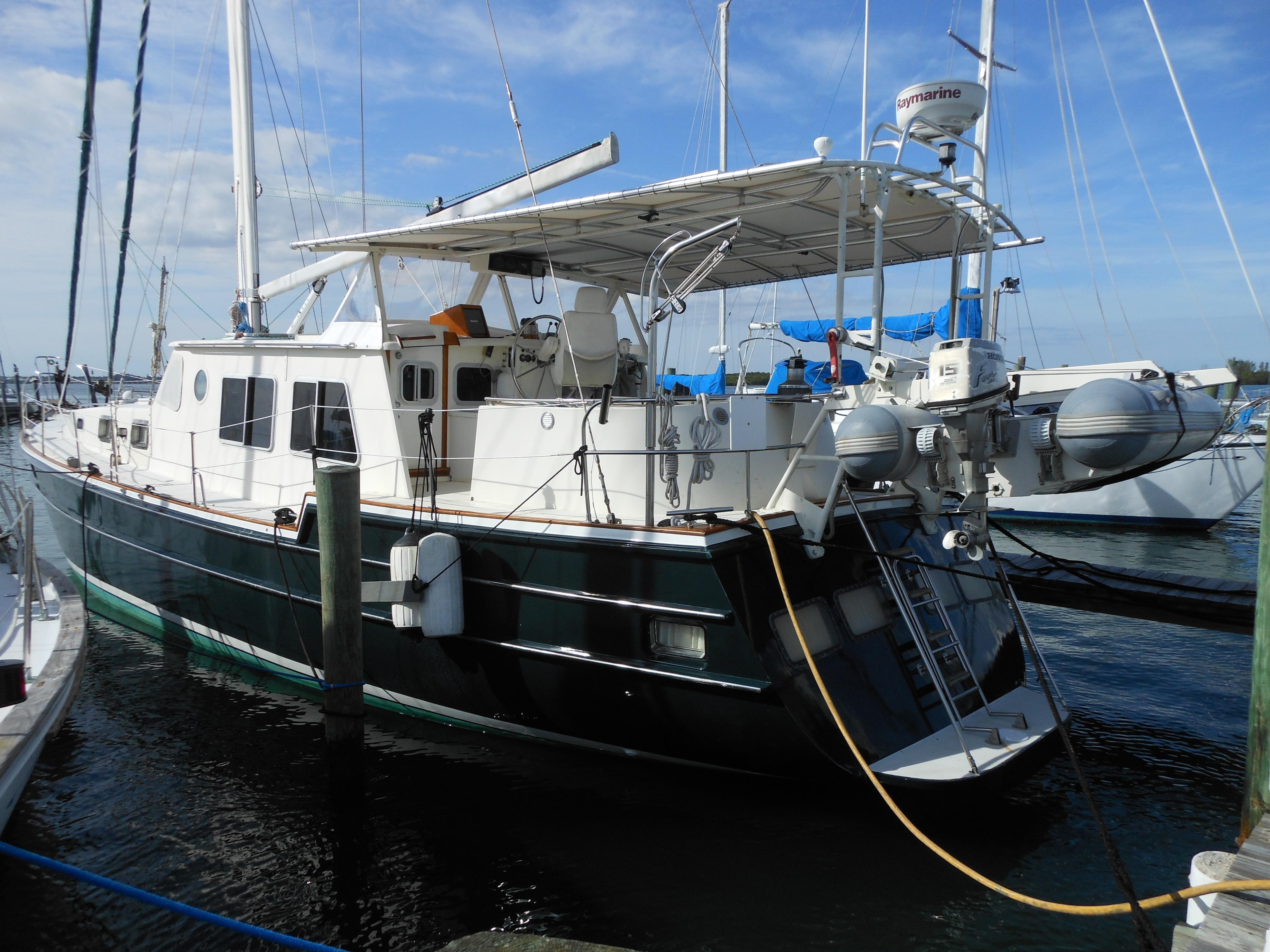 57 Wellington At dock