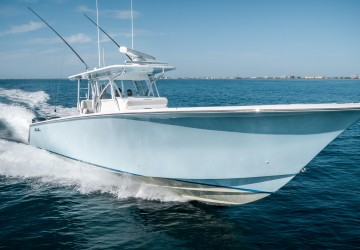 Happy Endings 45' SeaHunter 2015