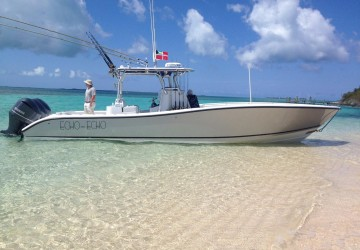 36' Yellowfin 2013