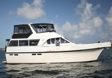 La Dolce Vita 48' Ocean Yachts 1990