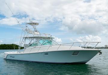 Plunger 43' SeaVee 2012