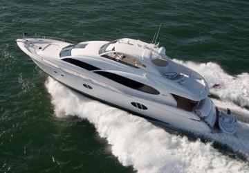 84' Lazzara Yachts 2009