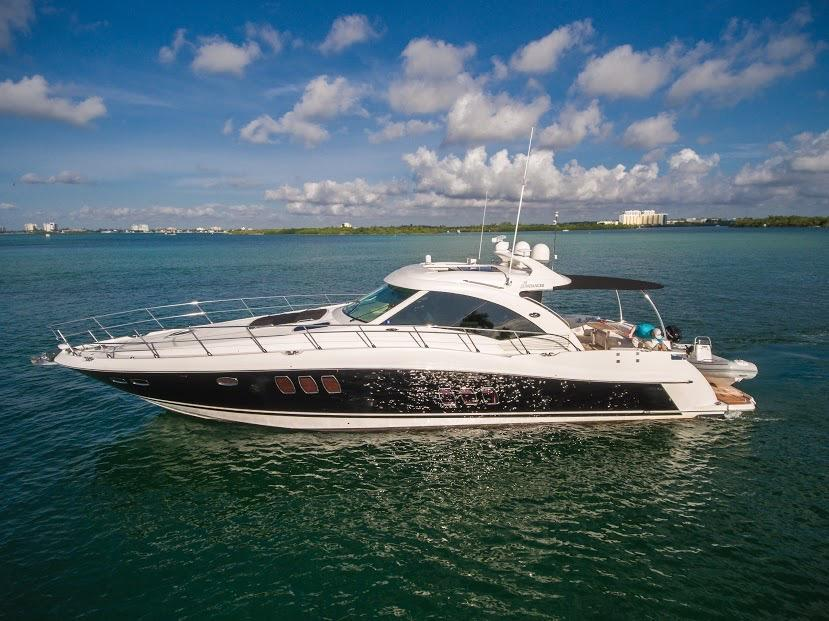 60 sea ray 2007 rose miami  florida sold on 2018