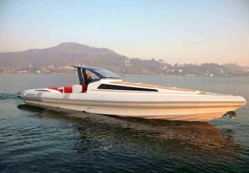 Pzero 1400 Cabin 46' Pirelli 2021