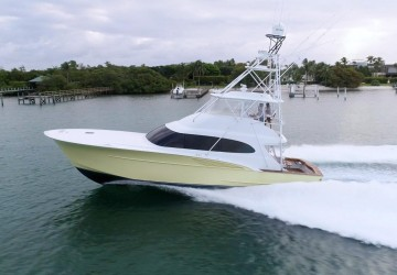 Finster 56' Custom Carolina 2010