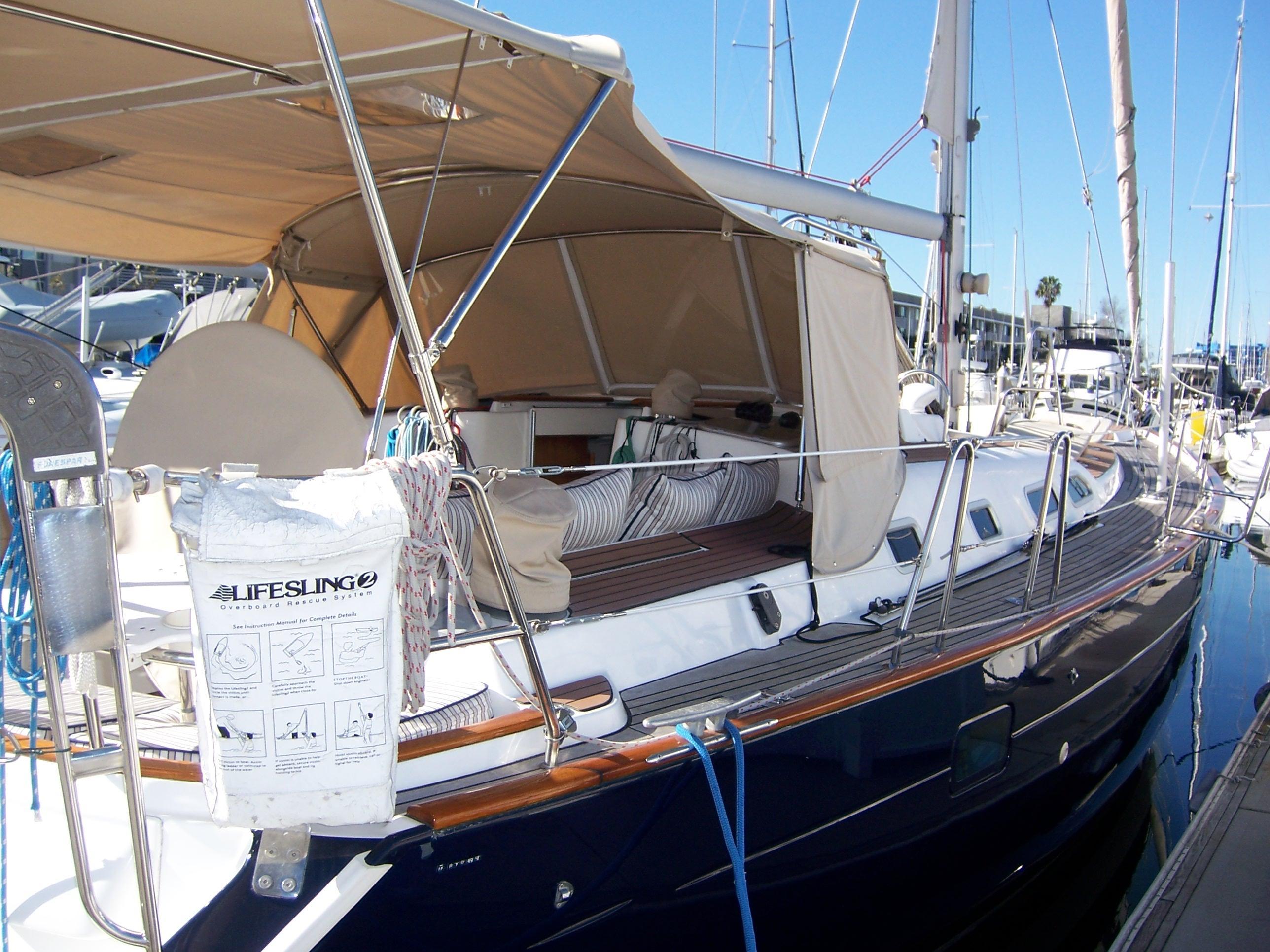 47 beneteau 2007 marina del rey california sold on 2018 03 16 by rh denisonyachtsales com Beneteau Sailboats Family Beneteau Center Cockpit Sailboats