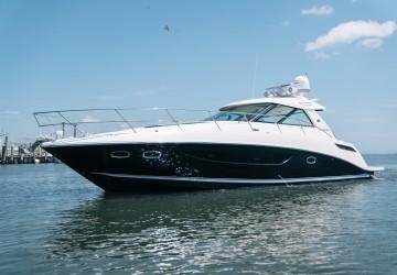 Zingaro 45' Sea Ray 2013