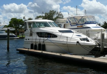 Rambler 39' Sea Ray 2004