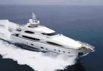 Agatha 130' Ferretti Yachts 2006
