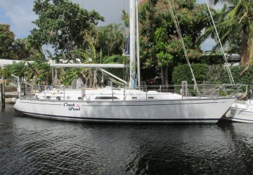 Conch Pearl 48' Tayana 1993