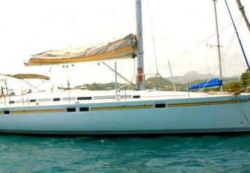 On Holiday Again 46' Beneteau 1998