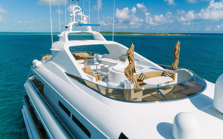 136 Intermarine LAGNIAPPE 1999 Fort Lauderdale | Denison Yacht Sales