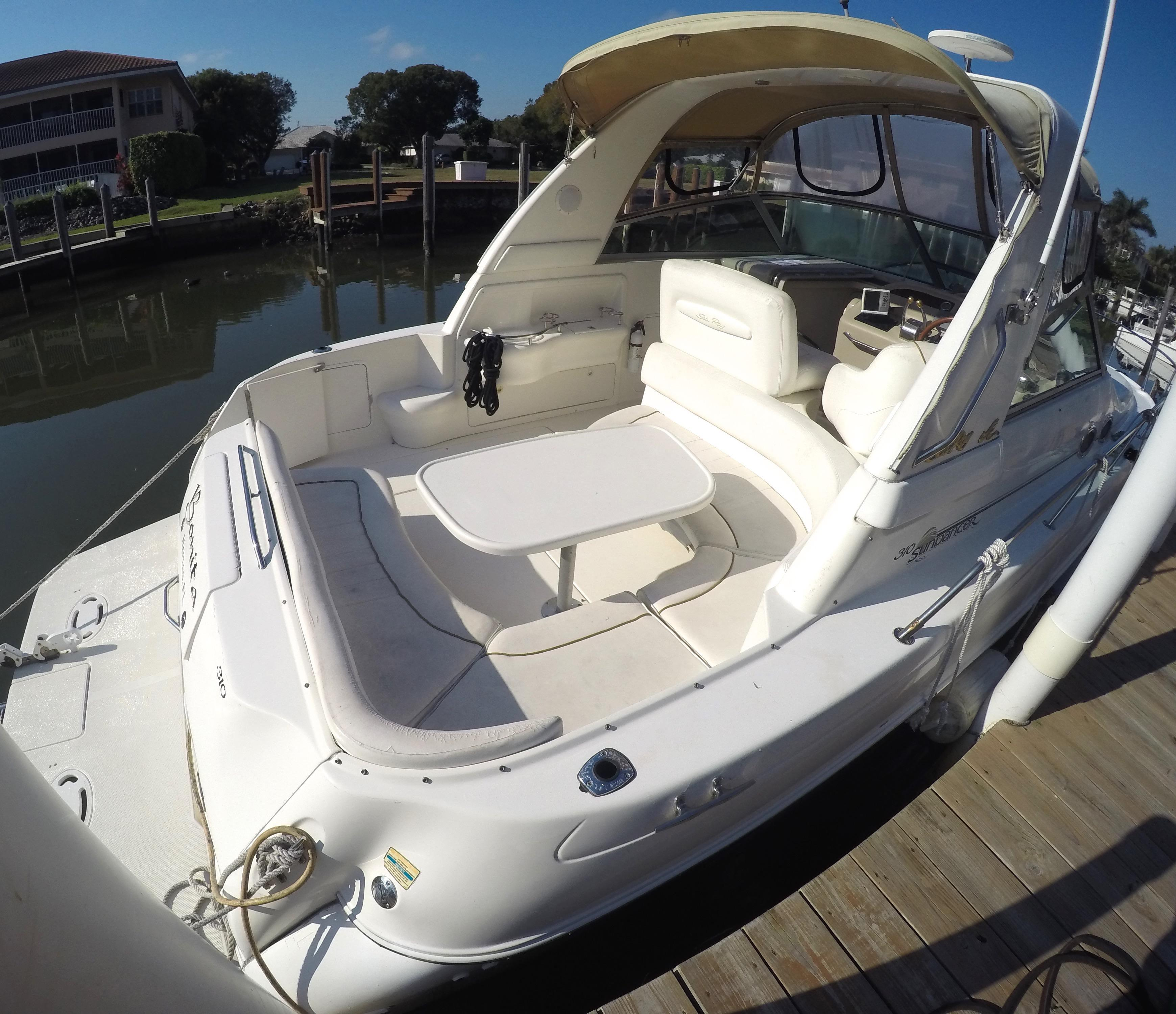 31 Sea Ray 1999 Sundancer 310 Naples Florida Sold On 2016