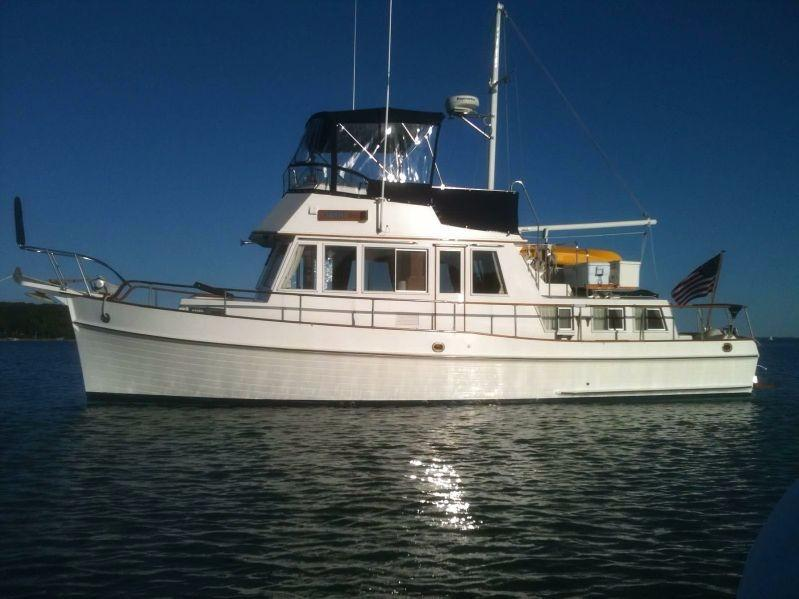 36 Grand Banks 1988 Washburn Wisconsin Sold On 2016 11 15 By Denison Yacht Sales