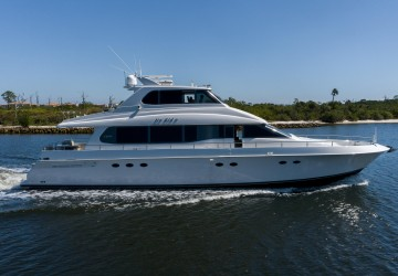 No Kidn 76' Lazzara Yachts 1999